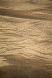 Piasek w Agonda, India Zdjęcia Stock