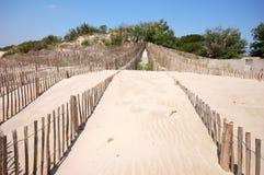 piasek wydm Obrazy Stock