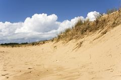 piasek wydm obraz stock