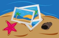 Listy od wakacje Obraz Royalty Free