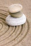 piasków kamienie Obrazy Royalty Free