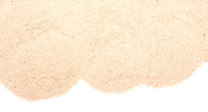 piaska biel Obrazy Stock