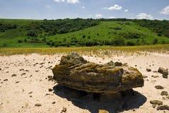 piaska kamień Zdjęcie Stock