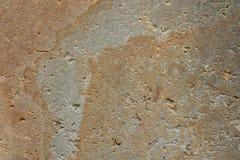 Piaska kamienia powierzchnia Obraz Royalty Free
