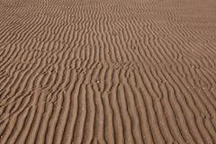 piaska morza powierzchnia Zdjęcie Royalty Free