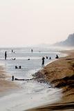 piaska morze zdjęcia stock