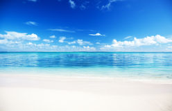 piaska morze obraz stock