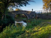 Piaska most Obrazy Royalty Free