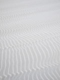 piaska pustynny biel Fotografia Stock