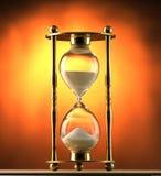 Piaska zegar Obrazy Stock
