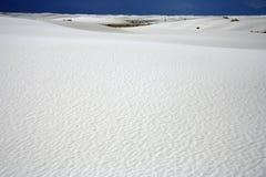 piaski biały Zdjęcie Royalty Free