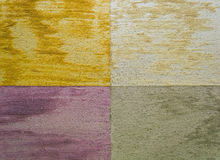 Piaskowate naturalne tekstury Fotografia Stock