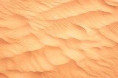 Piaskowatej plaży tło idealna konsystencja tło piasku Zdjęcia Royalty Free