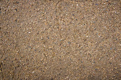 Piaskowaty żwiru tło z wiele colors1 Zdjęcie Stock