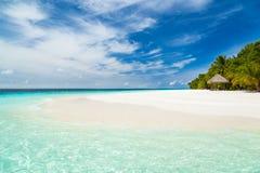 piaskowaty plażowy ocean Zdjęcia Stock