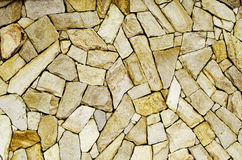 Piaskowcowa ściana z cegieł tekstura Zdjęcia Stock