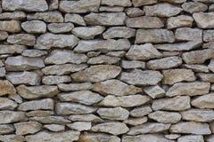 Piaskowiec ściana Zdjęcia Royalty Free