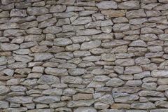 Piaskowiec ściana Zdjęcie Royalty Free