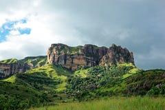 Piaskowiec skała Zdjęcie Royalty Free