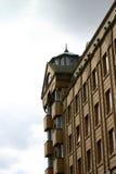piaskowiec wysokiego budynku Obrazy Stock