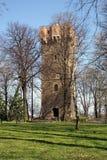 Piast tower in cieszyn poland royalty free stock photos