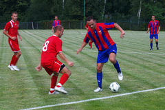 Piast vs polonia Royalty Free Stock Images