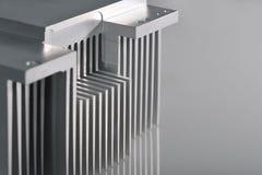 Piastra di raffreddamento di alluminio Immagine Stock Libera da Diritti