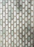 Piastrella di ceramica quadrata Immagine Stock