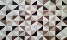 Piastrella per pavimento ceramica geometrica fotografia stock libera da diritti