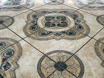 Piastrellatura del pavimento Fotografia Stock Libera da Diritti