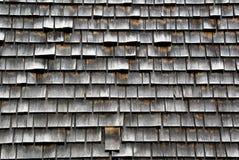 Piastrellatura di legno Fotografie Stock