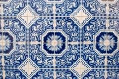Piastrelle di ceramica portoghesi Immagine Stock
