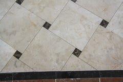 Piastrelle per pavimento Fotografia Stock Libera da Diritti
