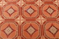 Piastrelle per pavimento Colourful immagine stock libera da diritti