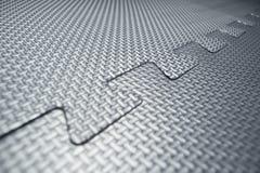 Pavimentazione di gomma resistente della palestra dell officina o