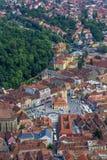 Piata Sfatului, Brasov Royalty Free Stock Images