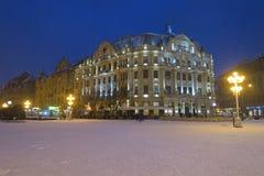 Piata Victoriei, Timisoara Royalty Free Stock Photos