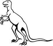 Piatnitzkysaurus бесплатная иллюстрация