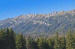 Piatra Craiului Mountains North ridge Royalty Free Stock Photography