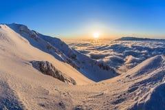 Piatra Craiului Mountains, Romania Royalty Free Stock Image