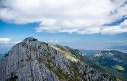 Piatra Craiului National Park, Carpathians Mountains, Romania Stock Photography