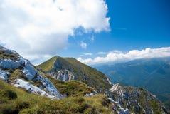 Piatra Craiului National Park, Carpathians Mountains, Romania Royalty Free Stock Photography
