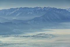 Piatra Craiului National Park, Romania Royalty Free Stock Image