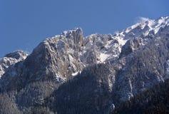 Piatra Craiului ridge Stock Images