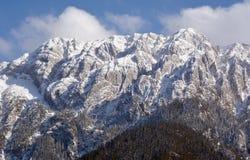 Piatra Craiului ridge Stock Photo