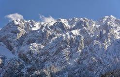 Piatra Craiului ridge Royalty Free Stock Images