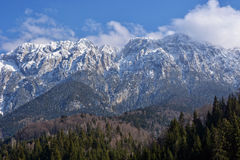 Piatra Craiului ridge Royalty Free Stock Photography