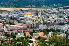Piatra Neamt city III Royalty Free Stock Images