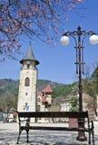 Piatra Neamt landmark Royalty Free Stock Images