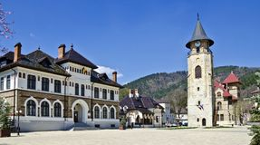 Free Piatra Neamt Old Center Stock Image - 106228501